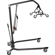 Medline Hydraulic Patient Lifts, 400 lb. Weight Capacity