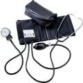 Medline Blood Pressure Kits with Attached Stethoscope, Adult Size