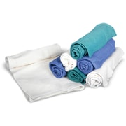 Medline Sterile Disposable Surgical OR Towels, Blue, 8/Pack
