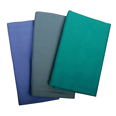 Summit OR Towels, Misty Green, Dozen