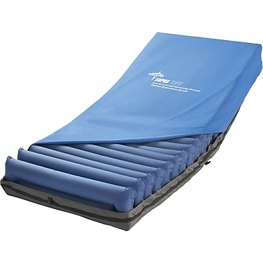 Supra DPS Raised Edge Mattress, 400 lb Weight Capacity