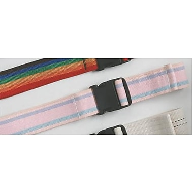 Medline Gait/Transfer Belts, Multi-color Pastel