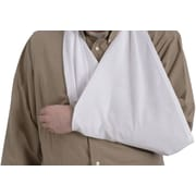 "Medline Triangular Arm Sling, OSFM Size 18"" x 36"", Dozen"
