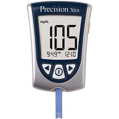 Precision Xtra Glucose Meters, Latex