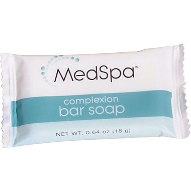 MedSpa™ Complexion Bar Soaps, 2/3 oz, Complexion Type, 800/Pack