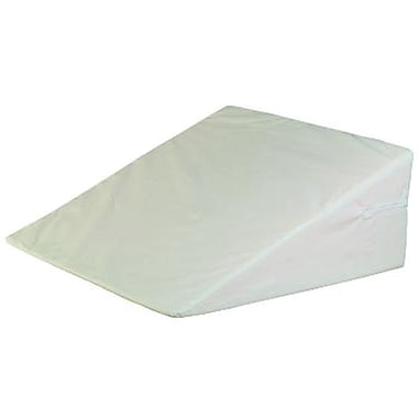 Medline Positioning Wedges with Removable Cotton Cover, 24in. L x 24in. W x 10in. H, 2/Pack