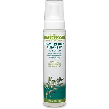 Remedy® Olivamine Foaming Body Cleansers