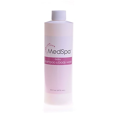 MedSpa™ Tearless Shampoos, 4 oz, 60/Pack