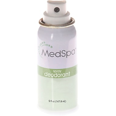 MedSpa™ Aerosol Antiperspirant/Deodorants, 5 oz, 24/Pack