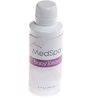 MedSpa™ Baby Lotions, 4 oz, 60/Pack