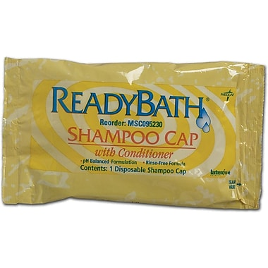 ReadyBath® Shampoo Caps, Latex