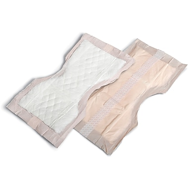 Medline Maternity Pad Liners, 14in. L x 7in. W, 200/Pack