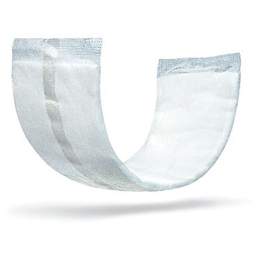 Capri Double-Up Incontinence Liner, 11 1/2in. L x 3 1/2in. W, 192/Pack