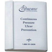 Medline Continuous Pressure Ulcer Prevent Books, 25/Pack