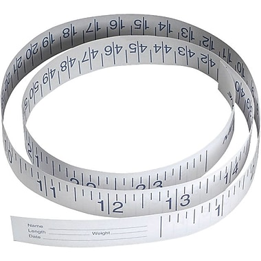 Medline Paper Measuring Tapes, 24