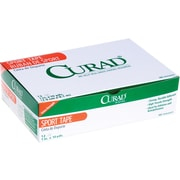 "Curad® Ortho-porous Sports Adhesive Tapes, 10 yds L x 3"" W, 4/Box"