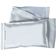 "Medline Refillable Ice Bags, 8 1/2"" L x 4"" W x 4"" dia, Clamp Closure, 50/Pack"