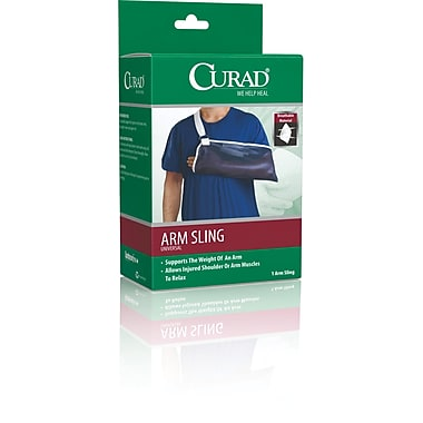 Curad® Arm Sling, Universal Size, 19 1/3