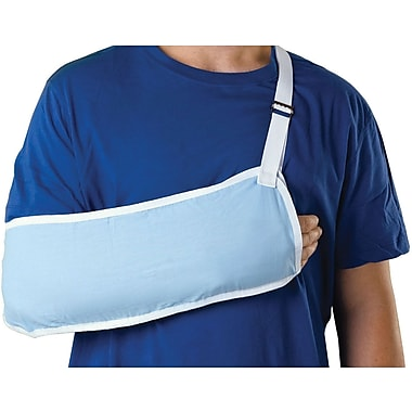 Medline Standard Arm Slings, Large, 18 1/3in. L x 6 3/4in. D, Each