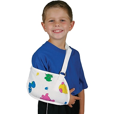 Medline Pediatric Arm Sling, Small, 13in. L x 5 1/2in. D x 7in. H, Each