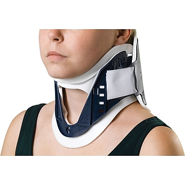 Patriot® Extrication One-Piece Cervical Collar, Adult Universal, 1 3/4in., 2 1/2in., 3in., 3 1/2in. H, Each