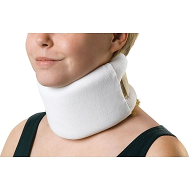 Medline Firm Foam Serpentine Style Cervical Collars, XS, 13in. L x 3in. H, Each