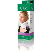 Curad ORT130105D Universal Firm Foam Serpentine Style Cervical Collar 4/Pack