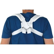 Medline Clavicle Straps, XS, Orthopedic Felt Back Pad