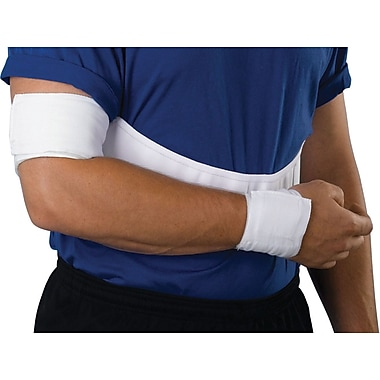 Medline Shoulder Immobilizers, Large, Hook and Loop Closure