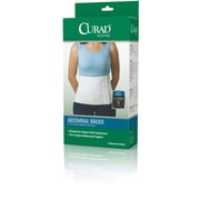 "Curad® Premium Tri-panel Abdominal Binders, Large/XL, 46"" - 62"" L, 9"" H, Each"