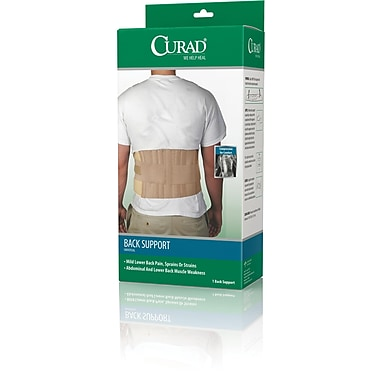 Curad® Universal Back Supports