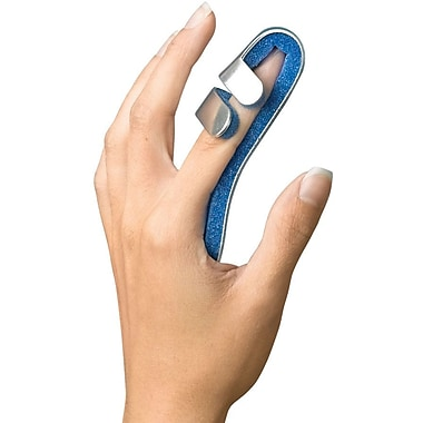 Medline Baseball Finger Splint, Medium, 4 1/4in. L