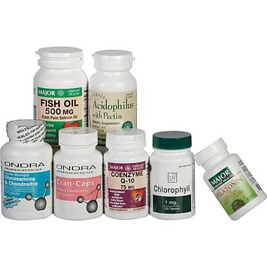 Generic OTC Coenzyme Q10 Softgels