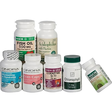 Generic OTC Coenzyme Q10 Softgels, 50mg, 30/Pack