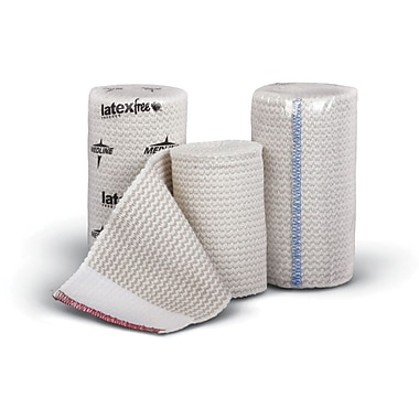 Matrix® Non-sterile Elastic Bandages, White, 5 yds L x 2in. W, 50/Pack