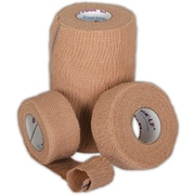 Co-Flex® LF2 Latex-free Non-sterile Cohesive Bandages, Tan, 5 yds L x 6 W, 12/Pack