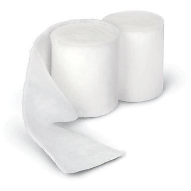 Syntex Non-sterile Undercast Paddings, 4 yds L x 4in. W, 12/Pack