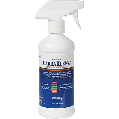 CarraKlenz® Wound and Skin Cleansers, 16 oz