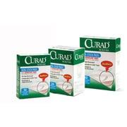 Curad® Non-stick Adhesive Pads, 3 L x 2 W, 12/Pack, 10/Box