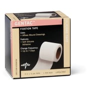 "Gentac™ Dressing Tapes, 5 yds L x 2"" W, 6/Case"