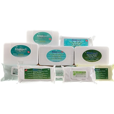 Aloetouch® Wipes
