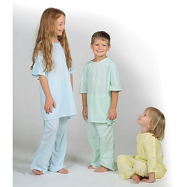 Comfort Knit® Pediatric IV Gowns, Large, Dozen