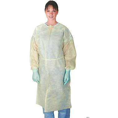 Medline Polypropylene Isolation Gowns