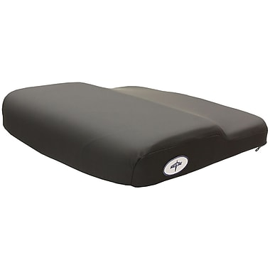 Medline Gel Anti-thrust Wheelchair Cushion, 18in. L x 16in. D, Anti-thrust Type