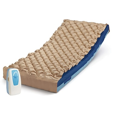 Airone Alternating Pressure Pads with Adjustable Flaps, 68in. L x 31in. W, Box