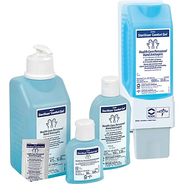Sterillium® Comfort Gel™ Hand Sanitizers, 475 mL Size, 20/Pack