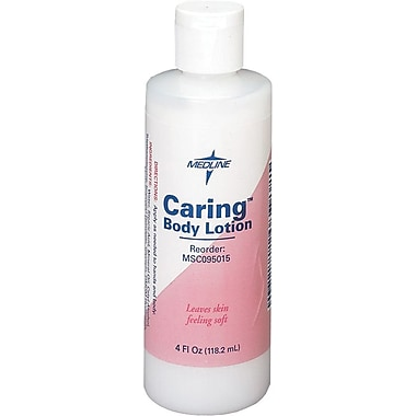 Caring® Body Lotions, 128 oz, 4 gal/Pack