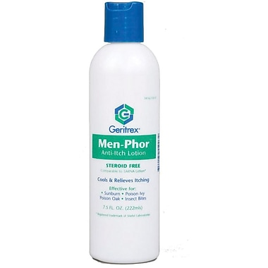 Men-Phor Lotions, 7 1/2 oz Size