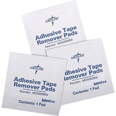 Medline Adhesive Remover Pads