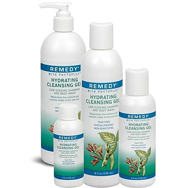 Remedy® Phytoplex Hydrating Cleansing Gels, 4 oz, 48/Pack
